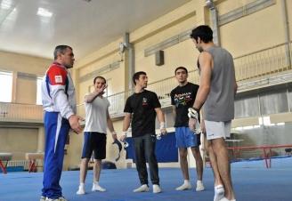 Армянские гимнасты удостоились золота, серебра и бронзы на этапе розыгрыша Кубка мира