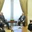 OSCE Minsk Group co-chairs, FM Nalbandian talk Karabakh settlement