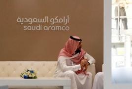 Saudi Aramco опережает Apple и Google, как  самая дорогая компания в мире