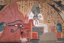 Археологи обнаружили 3800-летнюю гробницу знатного египтянина