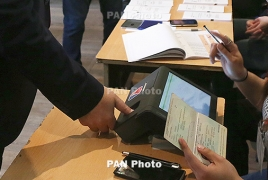 Parliament elections: 13.32% of voters cast ballots as of 11am