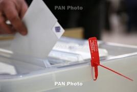 Ժամը 14:00-ի դրությամբ քվեարկել է ընտրողների 33,46%-ը
