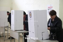 ԵԱՀԿ առաքելություն. ԱԺ ընտրություններն անցնում են առանց էական խախտումների