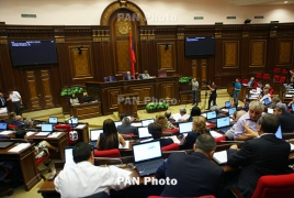 Republican Party of Armenia secures 55 parliamentary seats