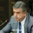 """Armenia PM: Elections """"indisputably"""" better than in previous years"""
