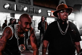 "Tupac Shakur biopic ""All Eyez on Me"" unveils intense new trailer"