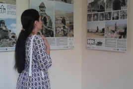 """""""Genocide after genocide"""" exhibition to open in Paris"""
