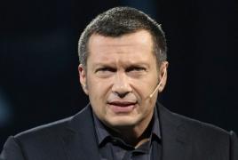 Соловьев: Посещал Арцах много раз, извиняться и менять свою позицию не собираюсь