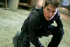 """Tom Cruise's """"Mission: Impossible 6"""" officially begins filming"""