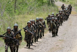 More troops deployed to Philippine tourist island to fight gunmen