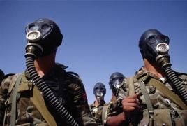 Russia blocks UN Security Council condemnation of Syria gas attack