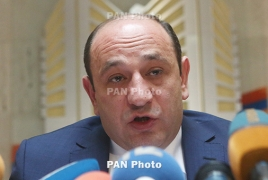 $850 million will be invested in Armenia in 2017: economy minister