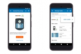 Android Pay now works with your mobile banking app