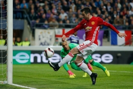 Why Mkhitaryan's goal against Anderlecht was harder than it looked