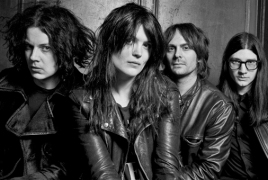 The Dead Weather rock supergroup announce new live album, concert film