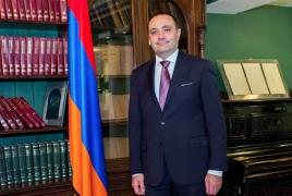 Тоганян: Армения выскажет свою позицию, если Азербайджан захочет вступить в ЕАЭС