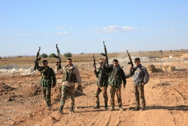 Syria government troops on the offensive in Hama province