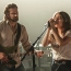 "1st pic of Lady GaGa and Bradley Cooper in ""A Star Is Born"""