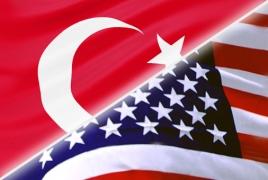 Trump congratulates Erdogan on disputed Turkey referendum