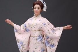 Kimono, symbol of Japanese fashion