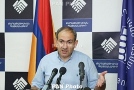 Opposition MP refutes claims on lack of desire to become Yerevan mayor