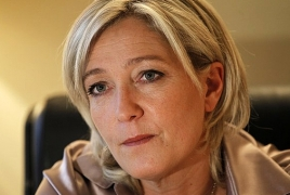 Le Pen says desirable for Karabakh to join Armenia
