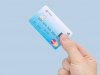 MasterCard представила новую банковскую карту со сканером отпечатка пальца