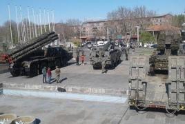 В Ереване стартовал форум «Нация-армия-2017»