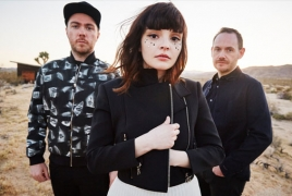 Chvrches tease new music with Kristen Stewart-helmed video