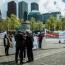 Նիդերլանդների խորհրդարանի դիմաց Ցեղասպանության 102-րդ տարելիցի կապակցությամբ հավաք է անցկացվել