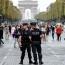 Կրակոցներ Փարիզի Ելիսեյան դաշտերում. Մեկ ոստիկան սպանվել է, մյուսը՝ վիրավորվել