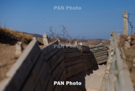 Azerbaijan violates ceasefire with Karabakh on April 20, following night