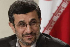 Ex-president Ahmadinejad barred from running in Iranian election
