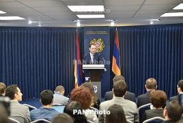 Глава Минобороны РА: Цель программы «Я» не в увеличении числа военнослужащих
