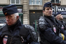 After Paris attack, France mobilized for security ahead of elections
