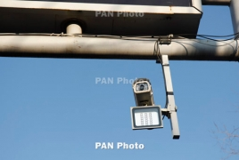 Երևանում նոր արագաչափեր և խեսախցիկներ կգործարկվեն