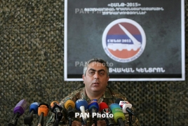 No Armenian peacekeepers hurt in Taliban attack on Afghan base
