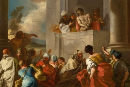 Exhibit of works by last great painter of Baroque period opens in U.S.