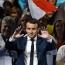 Ֆրանսիայի նախագահի ընտրությունների առաջին փուլում հաղթել է Մակրոնը