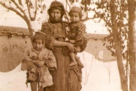Armenian Genocide in photos