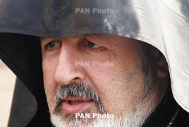 Armenian archbishop recalls Erdogan message on Genocide anniversary