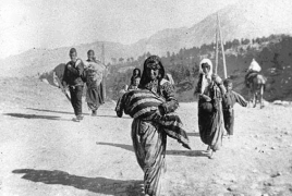 How Armenian woman set fire to Turks who killed her family in 1915