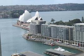 Armenian Australians march in Sydney to remember Genocide