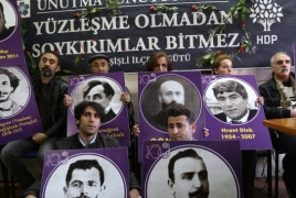 Police bans Genocide commemoration event in Istanbul