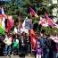 Թբիլիսիում թուրքական դեսպանատան առջև բողոքի ցույց է անցկացվել