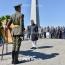 Հնդկաստանի փոխնախագահը Երևանում հարգել է Ցեղասպանության զոհերի հիշատակը