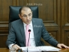 Armenian finance minister in U.S. in bid to attract investments