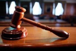 Уелданов-Галустян на суде в Баку не признал причастность к обороту наркотиков