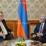 EU envoy hails Armenia elections at meeting with president
