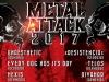Metal Attack 2017 երկօրյա փառատոն՝ Երևանում